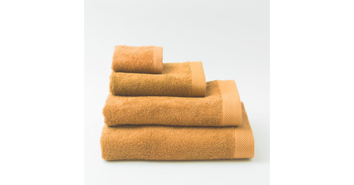 Towel - Basic LM Ocre