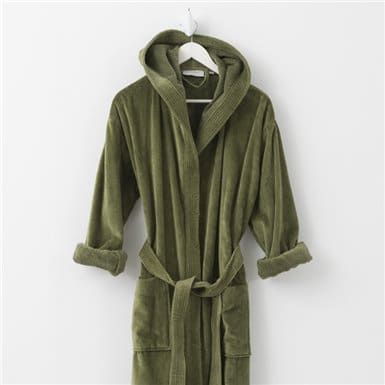 Bathrobe - Basic LM Oliva