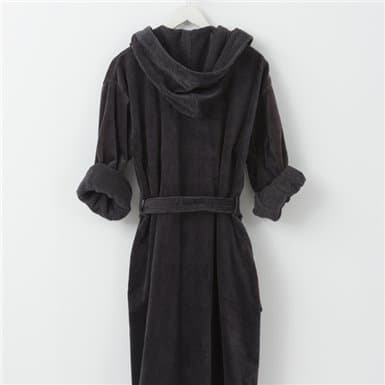 Bathrobe - Basic LM Plomo