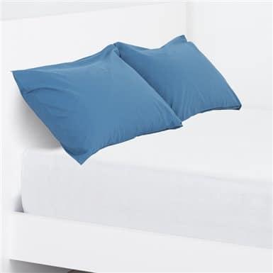 Funda Coixí Dormir - Basic Cobalto