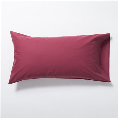 Pillow Cover - Basic Granate