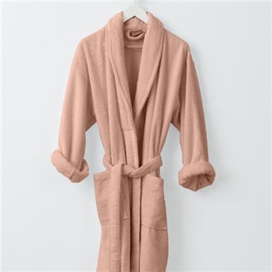 Bathrobe - Basic LMQ Nude