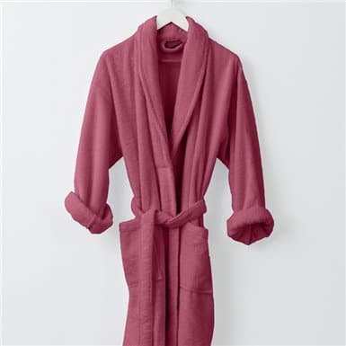 Bathrobe - Basic LMQ Fresa