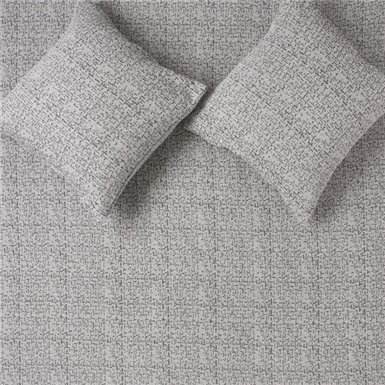 FITTED SHEET - BASIC GRIS
