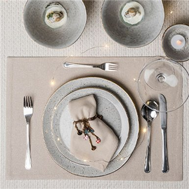 Place mat - Lurex
