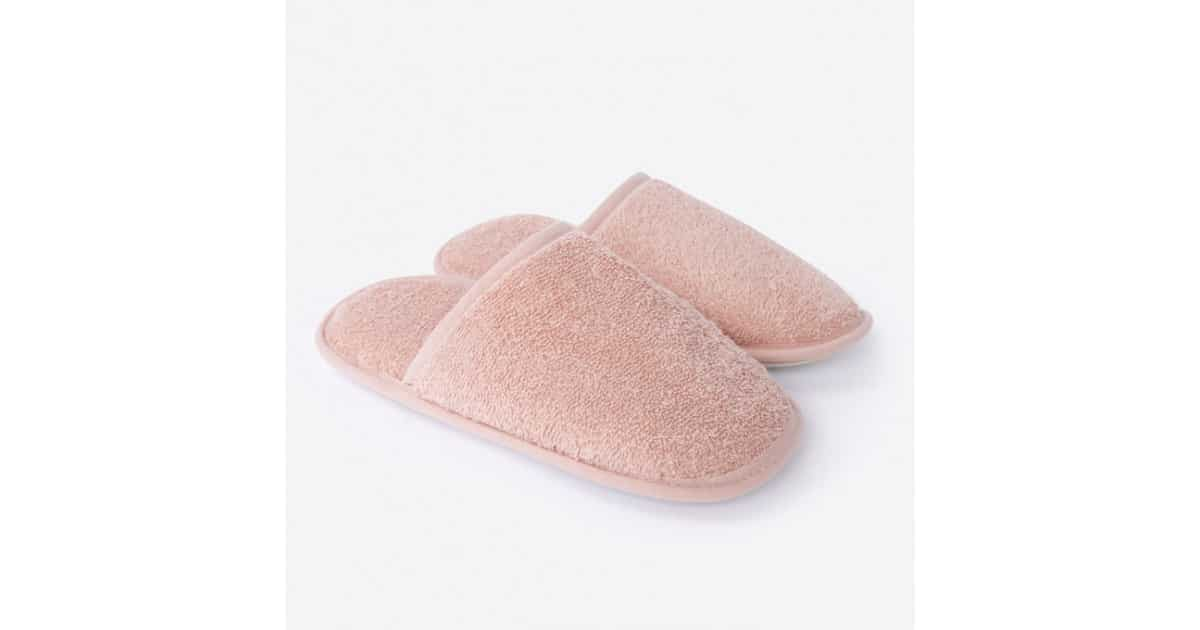 Bath Slippers - Basic LMQ Nude