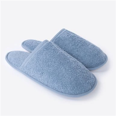 Bath Slippers - Basic LMQ Azul