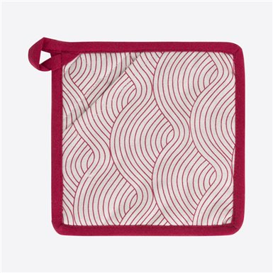 Pot holder - Olas