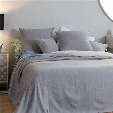 Bedspread - Zig-zag
