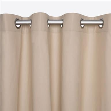 Curtain - Basic Beige