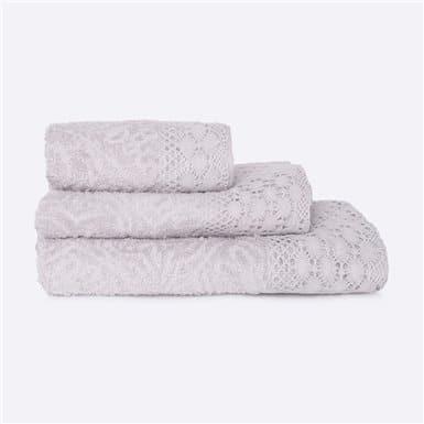 Towels Set 3 pieces - Lace