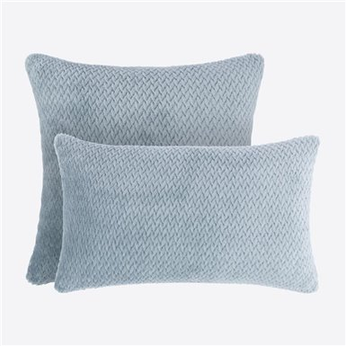 Cushion cover - Basic Azulon