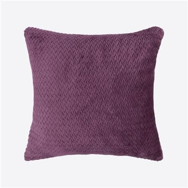 Funda de cojín - Basic Purpura