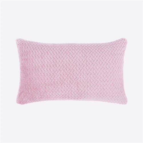 Funda de cojín - Basic Rosa