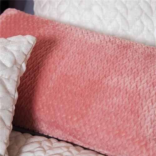 Cushion cover - Basic Salmon