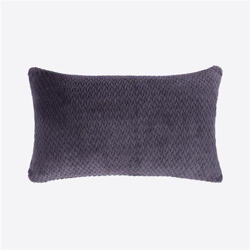 Funda de coixí - Basic Antracita