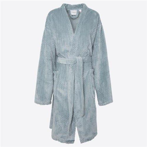 Housecoat - Basic Azulon
