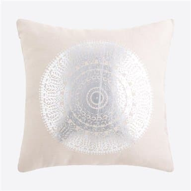 Cushion cover - Silver