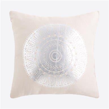 Cushion cover - Silver