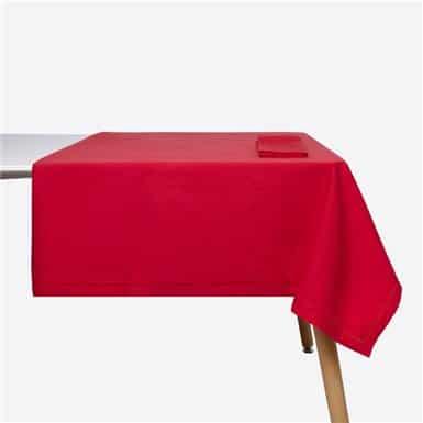 Tablecloth - Basic Rojo