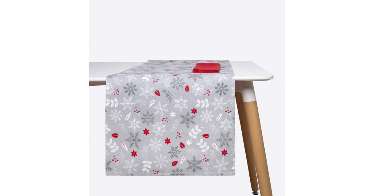 Camí de taula - Nieve