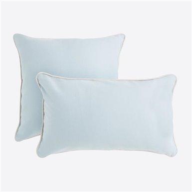 Cushion cover - Basic Aqua