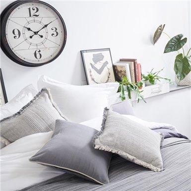 Cushion cover - Basic Plomo