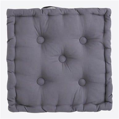 Box Cushion - Basic Plomo