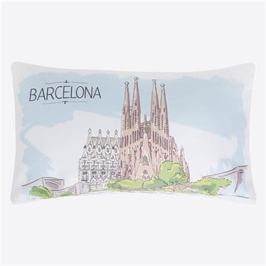 Cushion cover - Sagrada Familia
