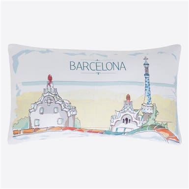 Cushion cover - Parc Güell