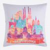Cushion cover - Skyline Grey