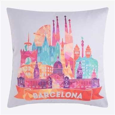 Cushion cover - Skyline Grey