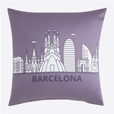 Cushion cover - Skyline White