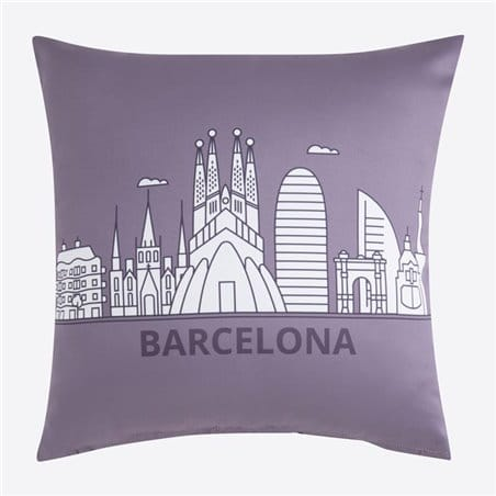 Cushion cover - Skyline White