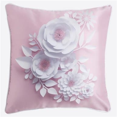 Cushion cover - Origami Cor