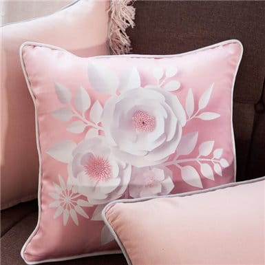 Cushion cover - Origami