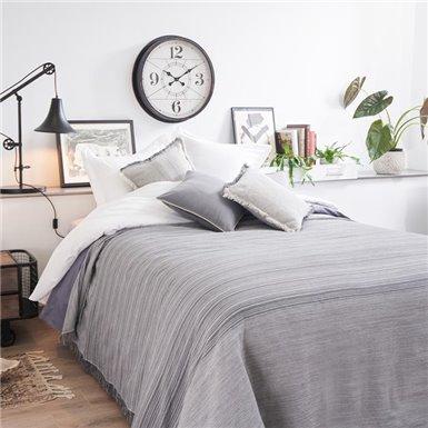 Bedspread - Flecos Rayas
