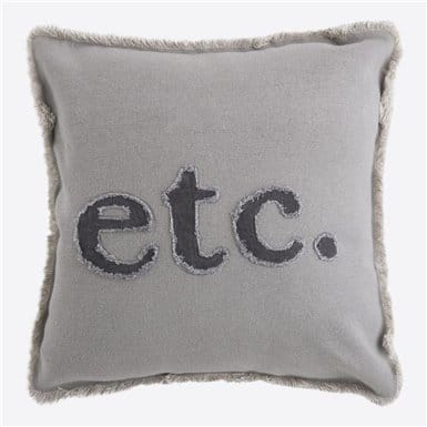 Cushion cover - Etc