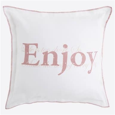 Cushion cover - Enjoy