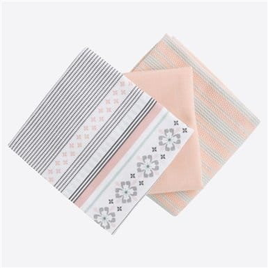 Kitchen towel set 3 pcs - Aura