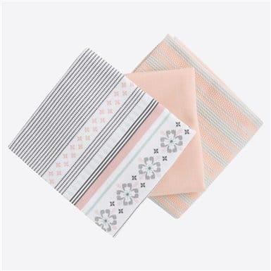 Kitchen towel set 3 pcs - Aura
