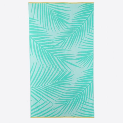 Beach Towel - Palm