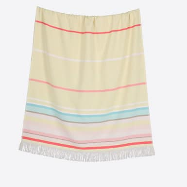 Beach Towel- Rayas