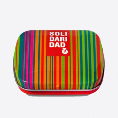 Caja Caramelos - Solidaritat