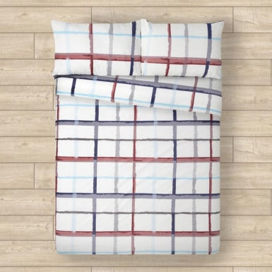 Duvet Cover Set 2 pieces -...