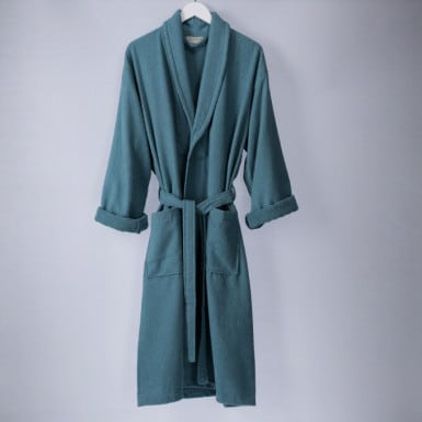 Bathrobe - Basic LMQ Azul
