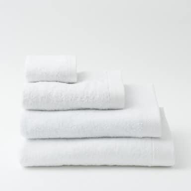 Towel - Basic LM Blanco