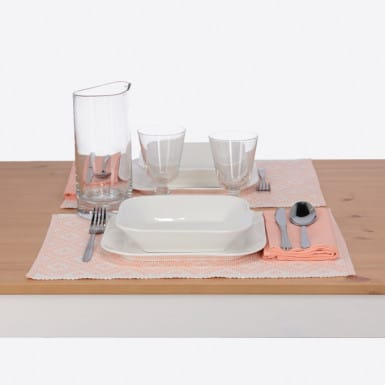 Place mat - Basic Nude