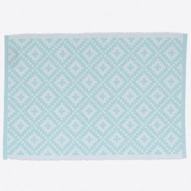 Place mat - Basic Aqua
