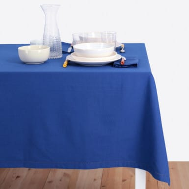 Tablecloth - Basic Cobalto